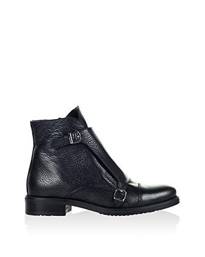 Anna Bork Ankle Boots Ab.Jz16.Ab226 black