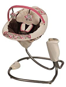 Graco Sweet Snuggle Infant Soothing Swing, Jacqueline