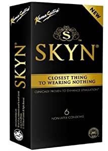 Kamasutra Skyn - 6 Condoms (Pack of 2)