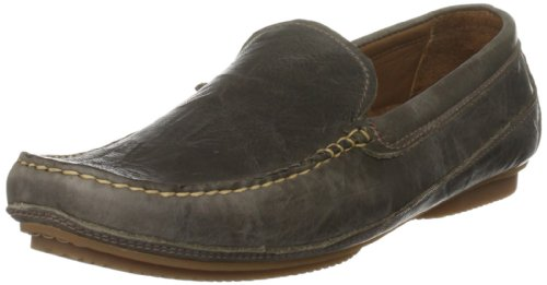 Timberland Men's Auberndale Moc Venetian Grey Crunch Slip On 5005R 10.5 UK