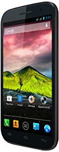 Wiko Cink Five Smartphone débloqué 3G (Ecran 5 pouces - Android 4.1 Jelly Bean) Noir