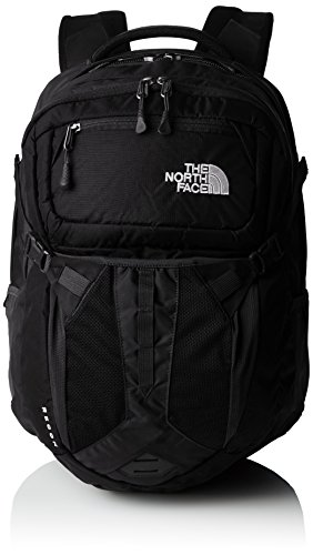 North Face Recon - Mochila, color negro, talla única (31 L)