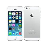 【海外版SIMフリー】Apple iPhone5S 16GB シルバー【sim free シムフリー】