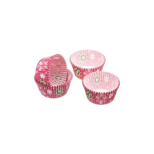 Kitchen Craft - Capsulas Cupcake Mariposa, Color Lila, 60 Unids