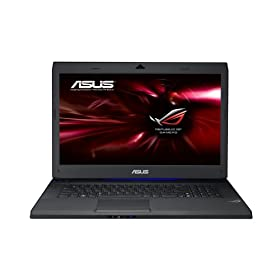 ASUS G73JW-XA1 Republic of Gamers 17.3-Inch Gaming Laptop (Black): Computer & Accessories