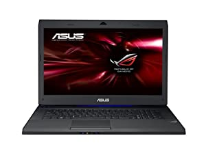 ASUS G73JW-XA1 Republic of Gamers 17.3-Inch Gaming Laptop (Black)