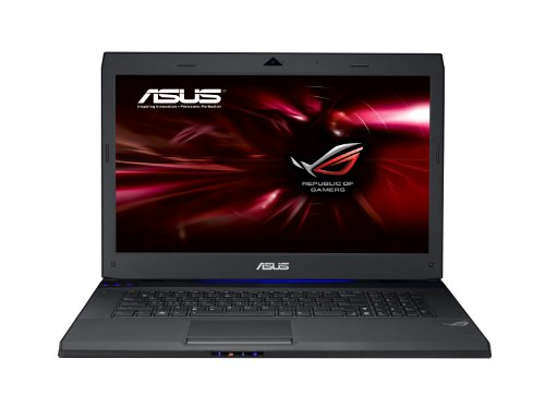 ASUS Republic of Gamers G73JH-A1 17-Inch Gaming Laptop (Black)