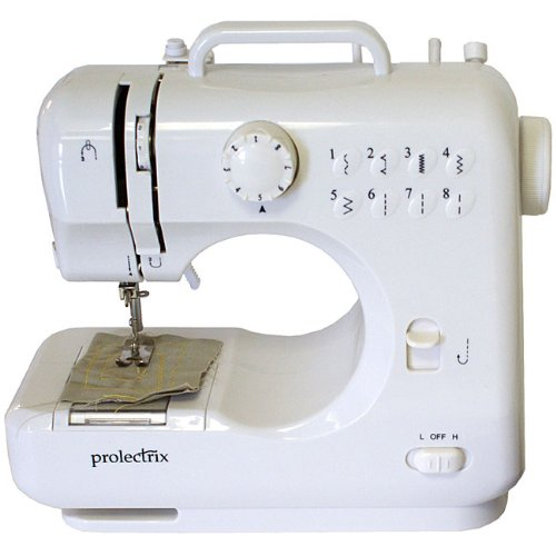 Prolectrix 8 Stitch Sewing Machine