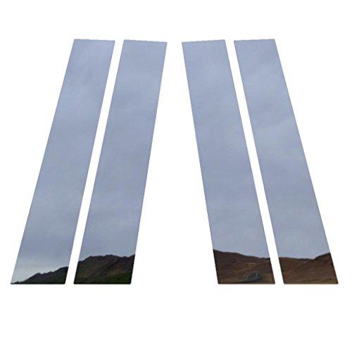 polished-stainless-pillar-post-trim-cover-fits-2008-2014-dodge-avenger-all-models-ferreus-industries