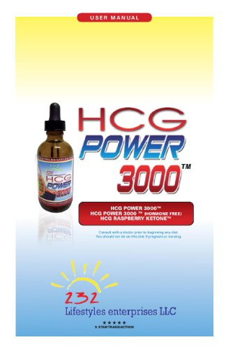 HCG Diet Power 3000TM Everything You Need to Know about The HCG Diet .
