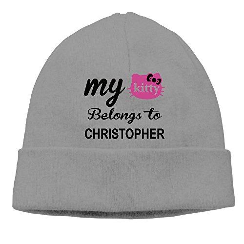 men-women-my-kitty-belongs-to-christopher-hedging-hat-wool-beanies-cap