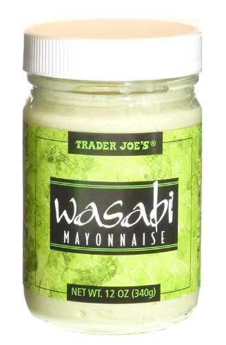 Making Wasabi Deviled Eggs with Trader Joe's Wasabi Mayonnaise