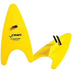 Finis Freestyler Hand Paddles (Yellow)