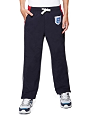 Official England FA 3 Lions Pull On Trousers