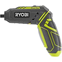 Ryobi QuickTurn 4-Volt Lithium-Ion 1/4 in. Cordless Screwdriver HP44L