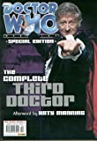 Doctor Who DOCTOR WHO MAGAZINE - SPECIAL EDITION #2 - THE COMPLETE THIRD DOCTOR - 5th SEPTEMBER 2002