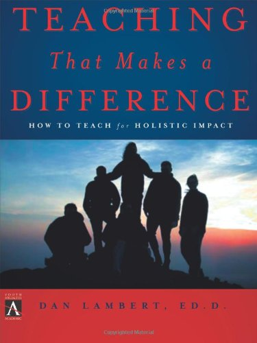 Best Price Teaching That Makes a Difference How to Teach for Holistic Impact YS Academic310252482