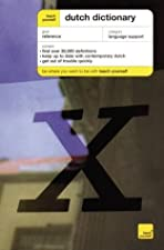 Essential Dutch Dictionary A Teach Yourself Guide by Gerdi Quist