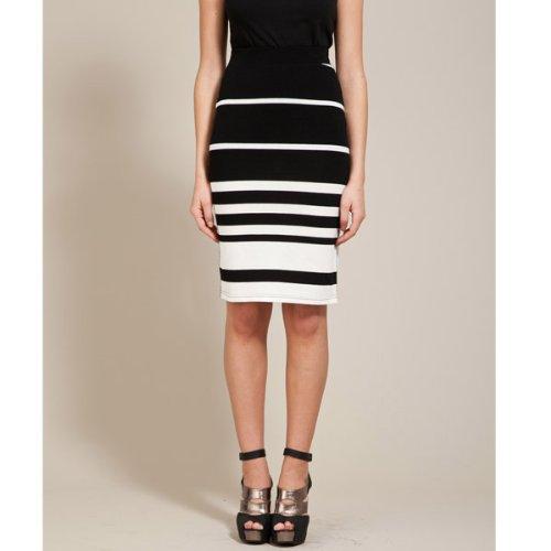 Miso Tube Skirt - Black - Womens