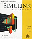 img - for Student Edition of SIMULINK v2 User's Guide book / textbook / text book
