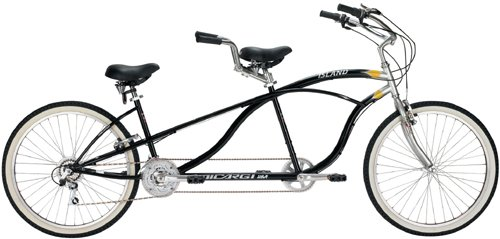 Tandem Shimano Bicycle - 26