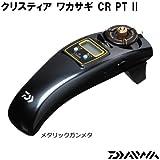 ダイワ(Daiwa) リール クリスティア ワカサギ CR-PT II メタリックガンメタ