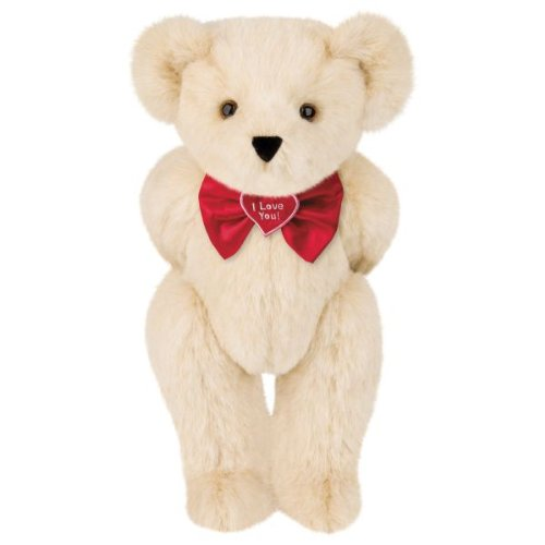 416P3ZqIPrL Cheap  15 I Love You Bowtie Teddy Bear   Honey Fur