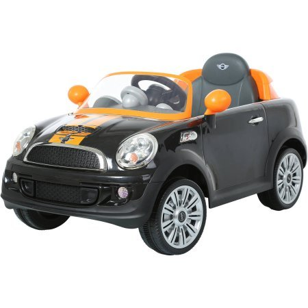 Rollplay 6V MINI Cooper Coupe (Red Ryder Wagon Canopy compare prices)