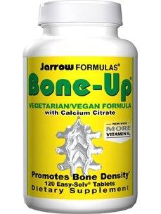 Jarrow Formulas Bone-Up, Vegetarian/Vegan Formula, 120 Easy-Solv Tablets