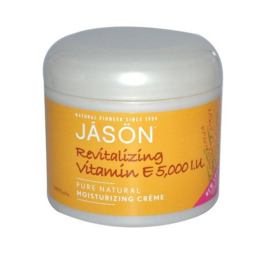 Jason Moisturizing Crme Revitalizing Vitamin E 5000 Iu 4 Oz
