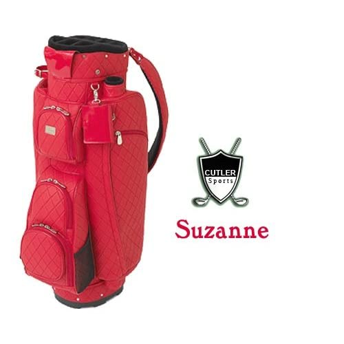Cutler Suzanne Ladies Golf Bag (Color=Chocolate): Sports