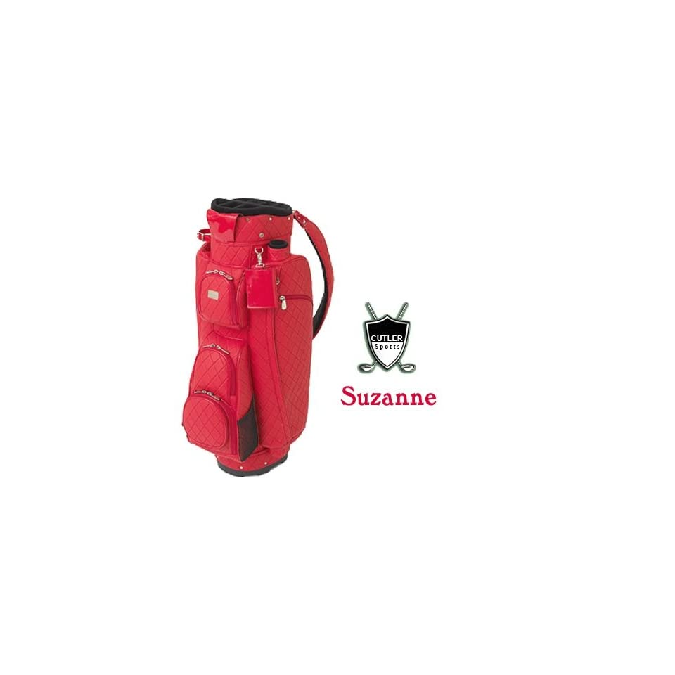 Cutler Suzanne Ladies Golf Bag (Color=Chocolate) Sports