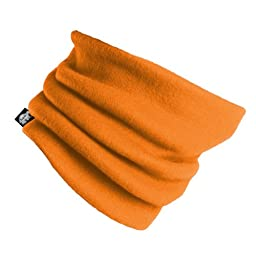 Original Turtle Fur Fleece - The Turtle\'s Neck, Heavyweight Neck Warmer, Blaze