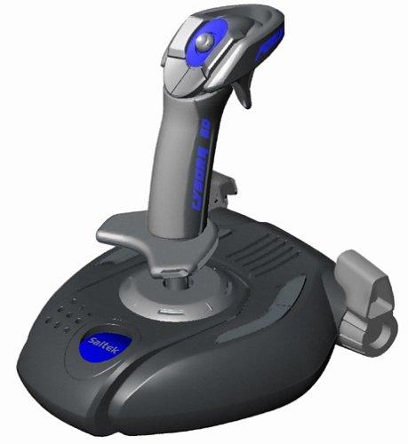 Saitek J45 Cyborg 3D Force Stick USBB000063ILB : image