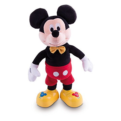 IMC Toys 181076 - Mickey Mouse Cantastorie Multifunzione
