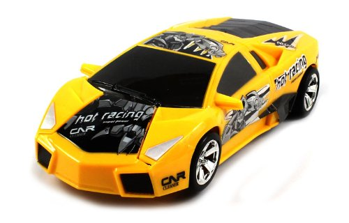 Best Lamborghini Reventon Electric RC Car 360° Stunt Transformer RTR (Colors May Vary) Rechargeable Stunt Car