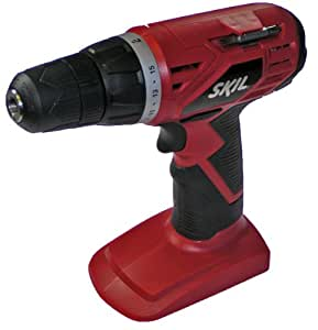 """Skil 18 Volt 3/8"""" Drill Driver # (Bare Tool Only)"""