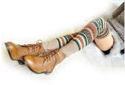 pretty-bosanski-style-knitted-fleece-knee-high-boots-socks-leg-warmers-ysw81-2