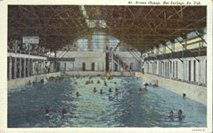 Hot Springs, South Dakota Postcard at Amazon's Entertainment