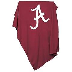 Brand New Alabama Crimson Tide NCAA Sweatshirt Blanket Throw by Things for You