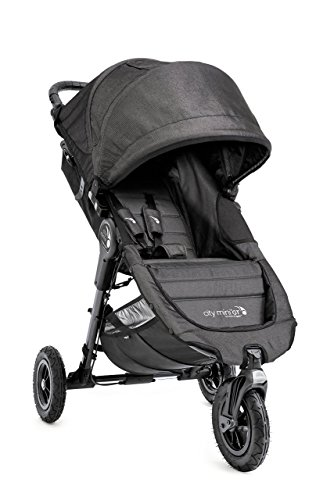 Baby-Jogger-City-Mini-3-Silla-de-paseo-color-denim-negro