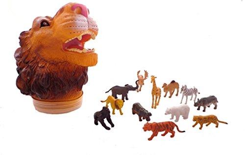 WeGlow International 29LIHC Lion Head Case