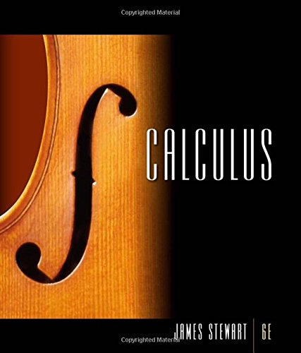 Calculus, 6th Edition (Stewart's Calculus Series)...
