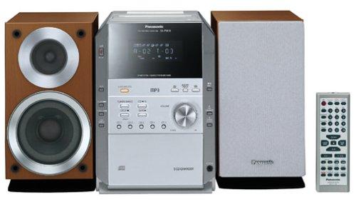executive shelf systems discount panasonic sc pm19s 5 cd. Black Bedroom Furniture Sets. Home Design Ideas