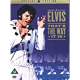 Elvis: That's The Way It Is [1970] (Special Edition) [Box Set] [DVD]by Elvis Presley