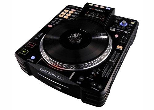DENON デノン CD/USBメディアプレーヤー&コントローラー ブラック DN-SC3900 DD-CMP-002