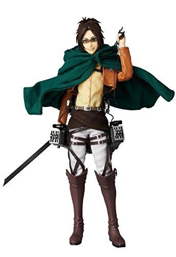 【RAH】リアルアクションヒーローズ No.706 進撃の巨人 ハンジ・ゾエ