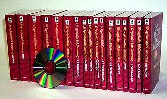 Life Application Bible Commentary - New Testament (17 Volumes CD)