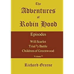 The Adventures of Robin Hood - Volume 09