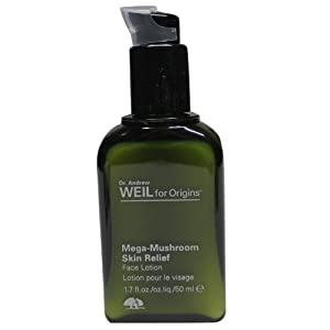 Dr. Andrew Weil for Origins Mega-Mushroom Skin Relief Soothing Face Lotion 1.7 oz/ 50 ml
